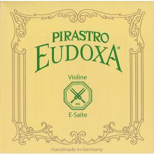 PIRASTRO Eudoxa オイドクサバイオリン弦 1E スチール弦 各サイズ(3147・3149) 【メール便対応商品】 positive