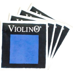 Violino ビオリーノ バイオリン弦 SET 【メール便対応商品】 positive