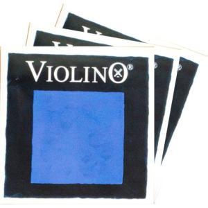 Violino ビオリーノ バイオリン弦 2A・3D・4Gセット 【メール便対応商品】 positive