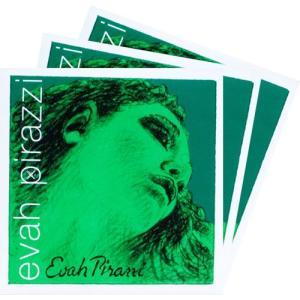 EvahPirazzi エヴァピラッツィバイオリン弦 2A・3D・4Gセット 分数用 【メール便対応商品】 positive