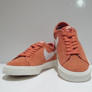NIKE SB ZOOM BLAZER LOW スケート メ...