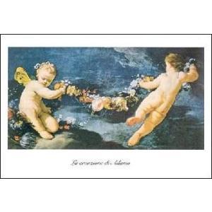 【アートポスター】 ヴァーナルの寓話(400×540mm) 天使・ルネッサンス|poster