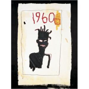【バスキア ポスター】無題1983年(30cm×40cm)|poster
