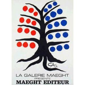 アートポスター マーグ出版-リトグラフ-500×690mm -おしゃれインテリアに- poster