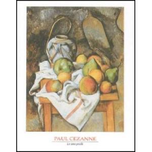 -アートポスター- 藁包みの花瓶 (60cm×80cm) ポール・セザンヌ -おしゃれインテリアに- poster