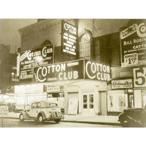 ポスター The Cotton Club 1936 60cm×80cm -おしゃれインテリアに-|poster