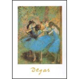 【アートポスター】 青い踊り子 (50cm×70cm) エドガー・ドガ|poster