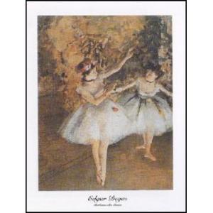 【アートポスター】 Ballerine alla barra (60cm×80cm) エドガー・ドガ|poster
