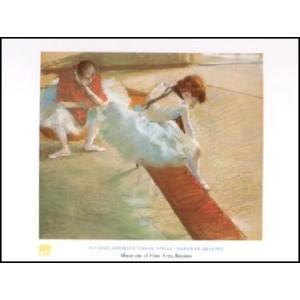 【アートポスター】 踊り子の休憩 (60cm×80cm) エドガー・ドガ|poster