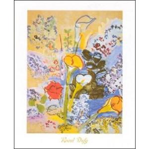 【アートポスター】 ブーケ 60cm×80cm ラウル・デュフィ|poster