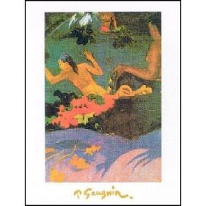 【アートポスター】 海辺 (50cm×70cm) ポール・ゴーギャン|poster