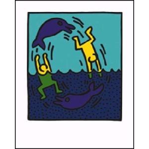 -アートポスター- 無題1983年(400x500mm) -おしゃれインテリアに-|poster