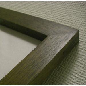木製ポスターフレーム【MODERN】:40cm×50cm(色18種類)|poster
