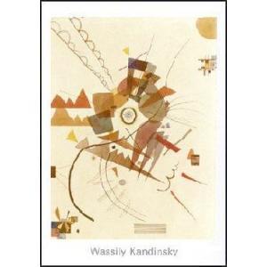 【アートポスター】全体1924年 (60cm×80cm) ワシリー・カンディンスキー|poster