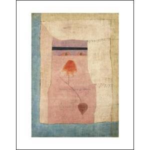 -アートポスター-アラビアの歌1932年(281×358mm) クレー -おしゃれインテリアに-|poster