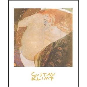 -アートポスター- ダナエ (40cm×50cm) グスタフ・クリムト -おしゃれインテリアに-|poster