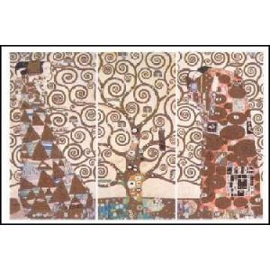 【アートポスター】 生命の木 (60cm×80cm) グスタフ・クリムト|poster