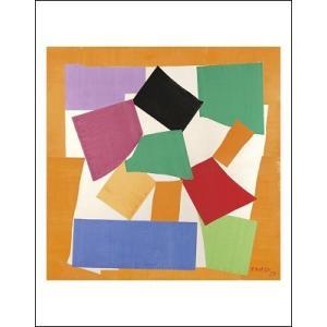 -マティス アートポスター-かたつむり1953年(281x358mm) -おしゃれインテリアに-|poster