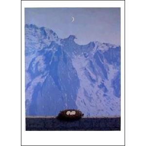 【マグリット ポスター】アルンハイムの領地(70×100cm) poster