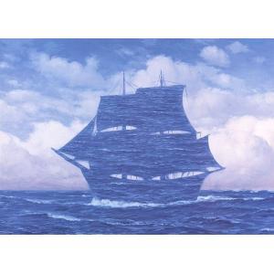-マグリット アートポスター-誘惑者(50×70cm) ルネ・マグリット -おしゃれインテリアに-|poster
