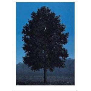 -マグリット アートポスター-9月16日(50×70cm) ルネ・マグリット -おしゃれインテリアに-|poster