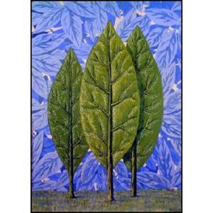 -マグリット アートポスター-美しい季節(50×70cm) ルネ・マグリット -おしゃれインテリアに-|poster