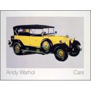 -ウォーホル アートポスター-メルセデスタイプ400 1925年(700×900mm) -おしゃれインテリアに- poster