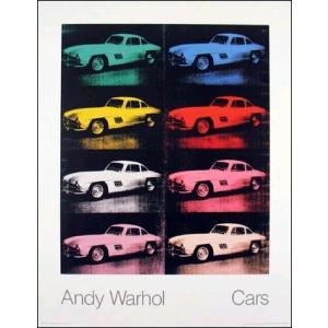 -ウォーホル アートポスター-メルセデス300SLクーペ 1954年 (700×900mm) -おしゃれインテリアに- poster