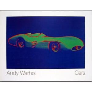 -ウォーホル アートポスター-Formula 1 Car, W 196R (700×900mm) -おしゃれインテリアに- poster