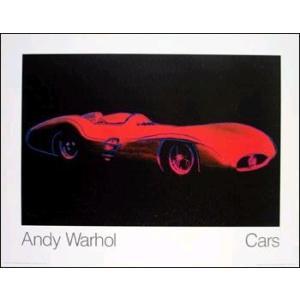 -ウォーホル アートポスター-Formula 1 Car, 1954 (700×900mm) -おしゃれインテリアに- poster