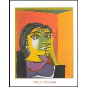 【アートポスター】 ドラ・マール 60cm×80cm パブロ・ピカソ|poster