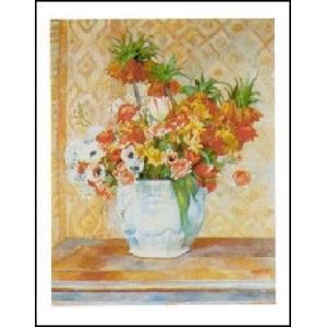 -アートポスター- 静物 (40cm×50cm) オーギュスト・ルノアール -おしゃれインテリアに- poster
