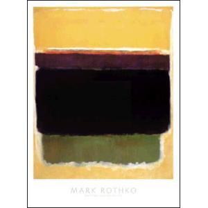 【アートポスター】 1949 (711x966mm) マーク・ロスコ|poster