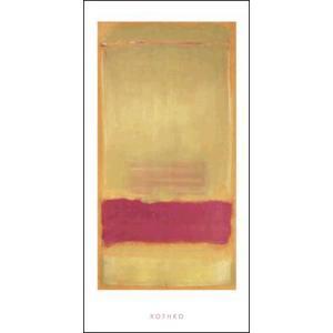 【アートポスター】 Untitled,1949 (500x1000mm)|poster