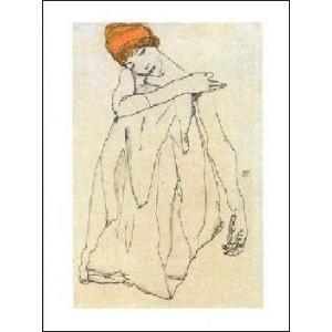 -アートポスター- 舞姫 (50cm×70cm) エゴン・シーレ -おしゃれインテリアに-|poster