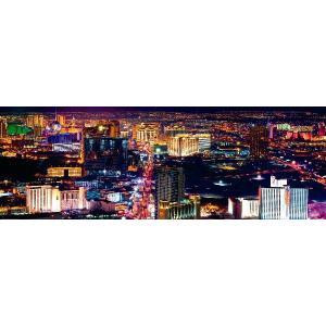 【フォトポスター】ラスベガス(33cm×95cm) 街 poster