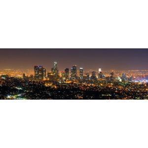 【フォトポスター】ロサンゼルス(33cm×95cm) 街 poster