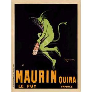 ポスター Maurin Quina 1920 600×800mm ビンテージ|poster