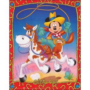 -ディズニー アートポスター-ミッキーマウス - はいどう!(406mm×508mm) -おしゃれインテリアに- poster