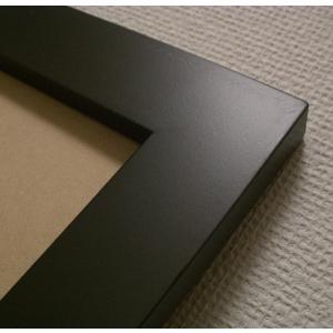 木製ポスターフレーム【WIDE】:500mm×600mm(色18種類)|poster