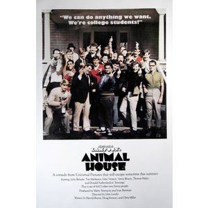 アニマル・ハウス/映画ポスター Animal House ジ...