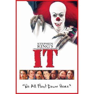映画ポスター:IT(イット) サイズ:91.5×61cm フレーム(額):アルミ素材 ※黒・銀・金・...