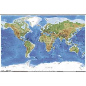 【送料¥290〜】 世界地図 Planetary...の商品画像
