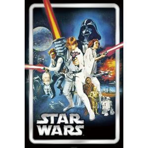 【送料¥290〜】 スター・ウォーズ ポスター Star Wars (151021)|posterbin2