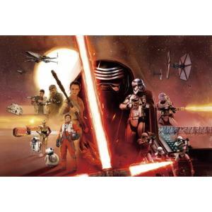 【送料¥290〜】 スター・ウォーズ/フォースの覚醒 ポスター Star Wars (151009)|posterbin2