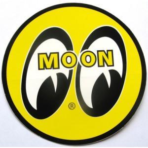 【送料¥216〜】 オフィシャル レーシング デカール(ステッカー) Moon Eyes 3