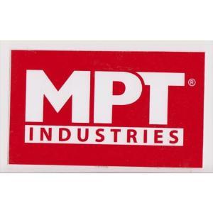 【送料¥216〜】 オフィシャル ツールボックスサイズ・デカール(ステッカー)MPT Industries|posterbin2