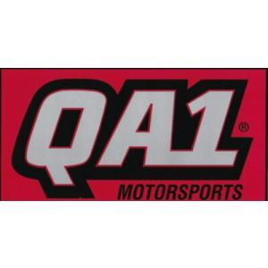 【送料¥216〜】 オフィシャル ツールボックスサイズ・デカール(ステッカー)QA1 Motorsports|posterbin2