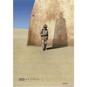 【送料¥250〜】 スターウォーズ ポストカード (エピソード1) Star Wars