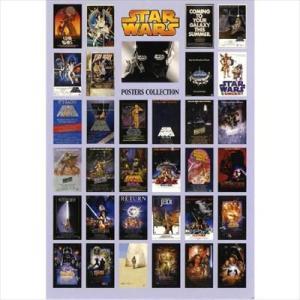 【送料¥216〜】 スターウォーズ ポストカード (ポスターコレクション) Star Wars|posterbin2